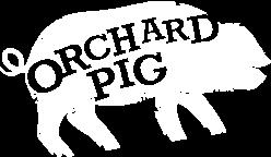 Orchard Pig logo