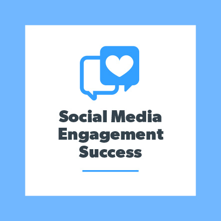 Social Media Engagement Success