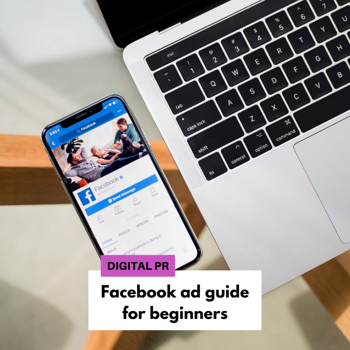 Facebook Ad Guide for Beginners