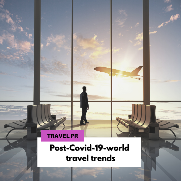 Post Covid travel trends